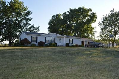 Ewing MO Single Family Home For Sale: $86,000