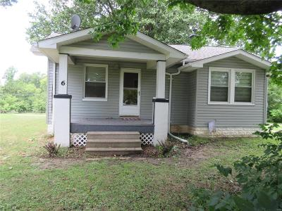 Swansea Single Family Home For Sale: 6 Englewood
