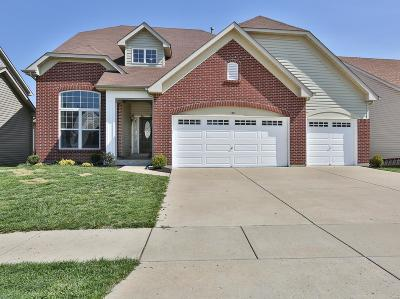 St Peters Single Family Home For Sale: 132 Berry Manor Circle