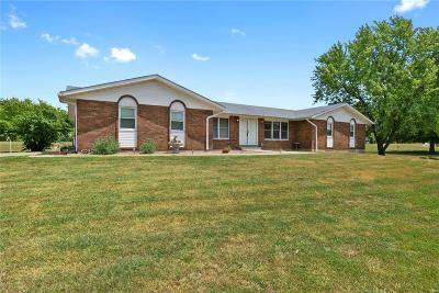 Foristell Single Family Home For Sale: 160 Highway W