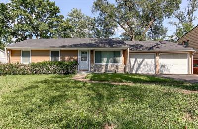 Single Family Home For Sale: 6246 Tyndall