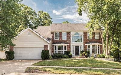 Wildwood Single Family Home For Sale: 16124 Copper Ridge Court