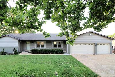 Bonne Terre Single Family Home For Sale: 617 Marseilles Drive