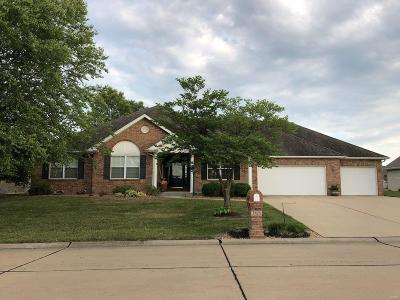 Swansea IL Single Family Home For Sale: $314,500