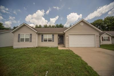 Shiloh Single Family Home For Sale: 1452 Manchester