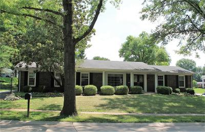 Chesterfield MO Single Family Home For Sale: $325,000