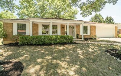 Ballwin Single Family Home For Sale: 252 Monroe Mill