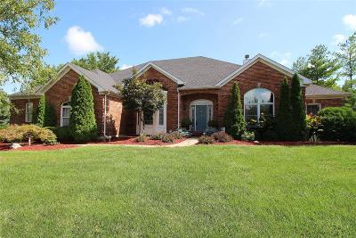 Single Family Home For Sale: 13503 Rosestone Place
