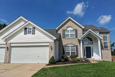 Wildwood Single Family Home For Sale: 2344 Dartmouth Bend