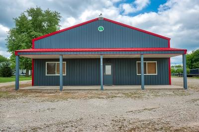 Brighton Commercial For Sale: 413 North Maple