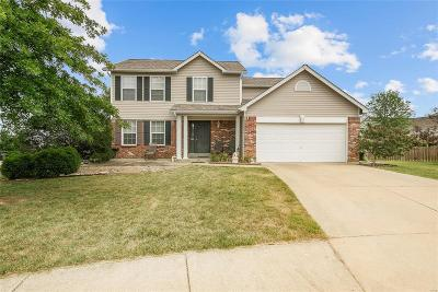 Wentzville MO Single Family Home For Sale: $224,900
