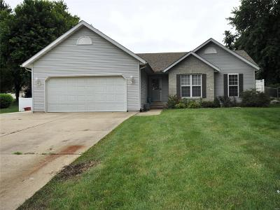 Collinsville Single Family Home For Sale: 132 York