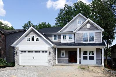 Single Family Home For Sale: 708 Harvest Lane
