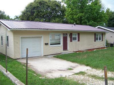 Louisiana Single Family Home For Sale: 804 Nebraska St.