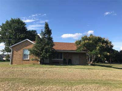 O'Fallon Single Family Home For Sale: 322 Milburn School
