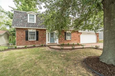 ST CHARLES Single Family Home For Sale: 1404 Navaho