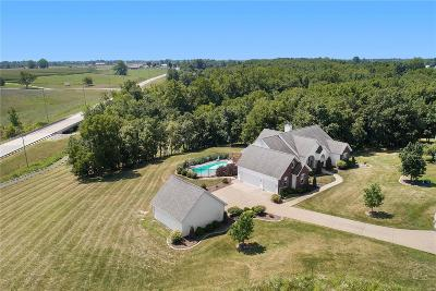 Lincoln County Single Family Home For Sale: 6 Stone Pointe Court