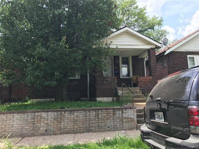 St Louis City County Single Family Home For Sale: 4812 Highland Avenue