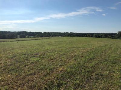 Troy Farm For Sale: 34 .96 Acres M/L On Cave Farm Road