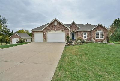Foristell Single Family Home For Sale: 302 Foristell Manors Drive