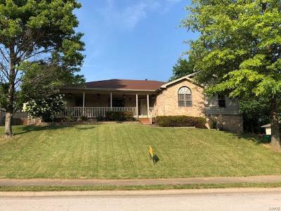 O'Fallon Single Family Home For Sale: 1220 Tanglewood Trace