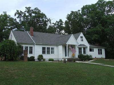 St Clair Single Family Home For Sale: 1535 Gravois