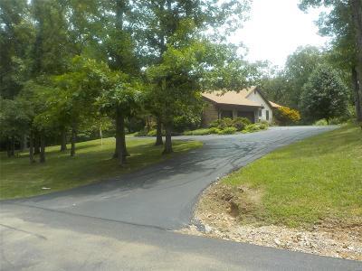 De Soto Single Family Home For Sale: 5000 Autumn Wood