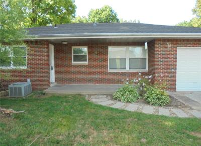 Collinsville Single Family Home For Sale: 401 Greenwood Place
