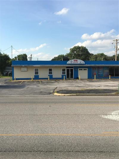 East Alton Commercial For Sale: 605 Berkshire