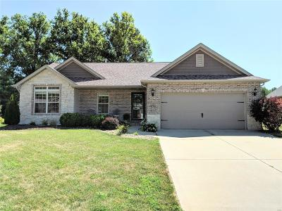 Maryville Single Family Home For Sale: 2608 Iron Horse Drive