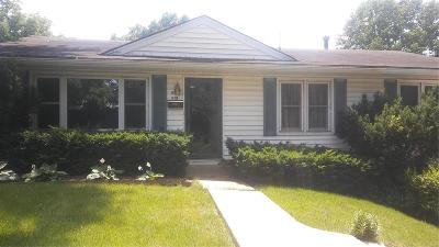 Collinsville Single Family Home For Sale: 518 High School Road
