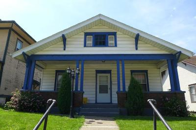 Hannibal MO Multi Family Home For Sale: $86,400