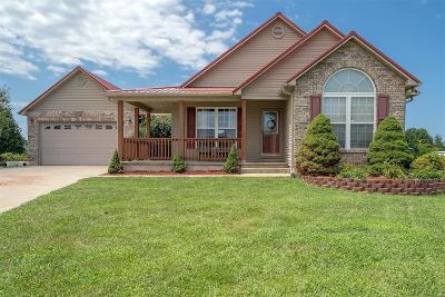 Farmington Single Family Home For Sale: 812 Isabella
