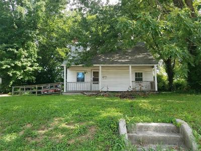 Alton Single Family Home For Sale: 930 College Avenue