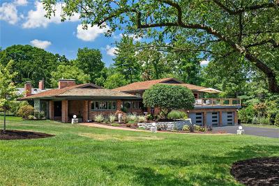Ladue Single Family Home For Sale: 8921 Moydalgan