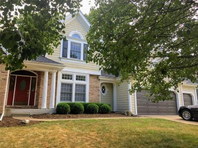 Ellisville Single Family Home For Sale: 416 Bluff Meadow Drive