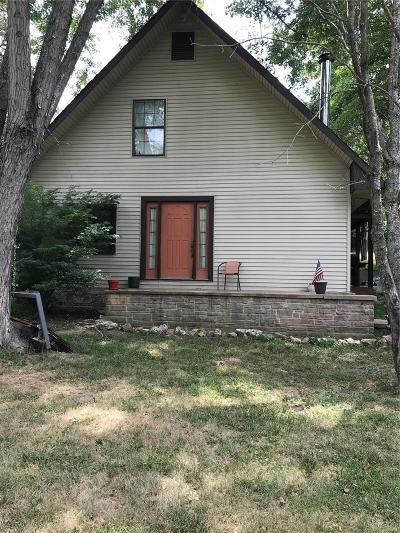 Franklin County Single Family Home For Sale: 138 Rocky Creek Trail