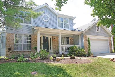 Fenton Single Family Home For Sale: 1533 Summer Chase Lane