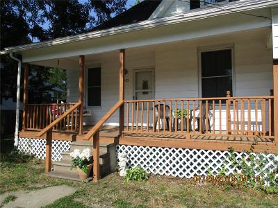 Single Family Home For Sale: 305 South Shelby Street