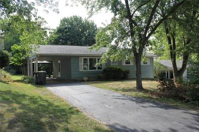 Franklin County Single Family Home Contingent No Kickout: 530 Columbia Avenue