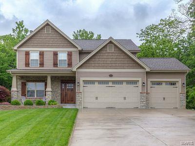 Single Family Home For Sale: 13201 Barrett Grove Drive