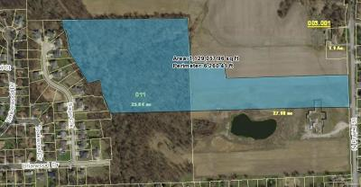 Bethalto Farm For Sale: 800 Block Of Prairie St