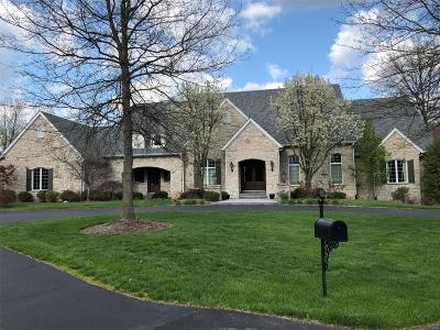 Town and Country Single Family Home For Sale: 2918 Fairborn Place