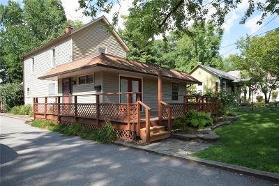 Edwardsville Single Family Home For Sale: 835 Randle Street