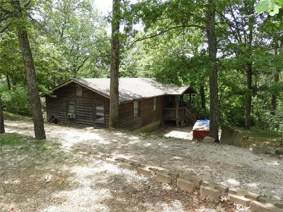 House Springs MO Single Family Home For Sale: $59,500