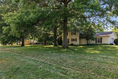 Chesterfield Single Family Home For Sale: 17549 Wild Horse Creek Road