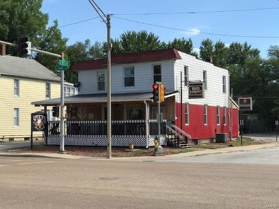 Belleville Commercial For Sale: 3701 West Main Street