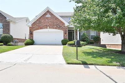 ST CHARLES Single Family Home For Sale: 18 Eagle Cove Lane