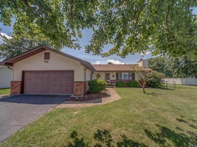 Collinsville Single Family Home For Sale: 214 Willow Drive