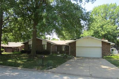 Swansea IL Single Family Home For Sale: $99,900